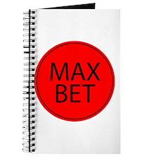 Max Bet Journal