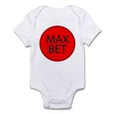 Max Bet Infant Bodysuit