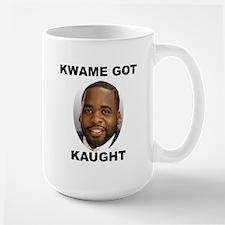 Kwame Kilpatrick Got Caught Mug