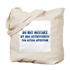 Affection-Not Tote Bag