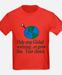 Stop Global Warming T