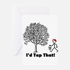 I'd Tap That Greeting Cards (Pk of 10)