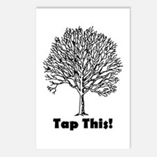 Tap This Postcards (Package of 8)