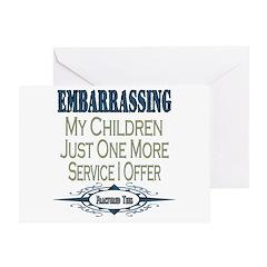 Parental Pride Greeting Card