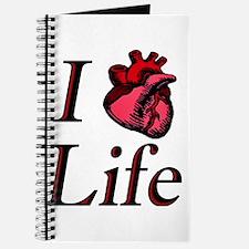 I heart life Journal