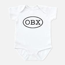 OBX Oval Infant Bodysuit