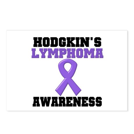 Hodgkin's Awareness Postcards (Package of 8)