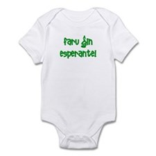 Do it in Esperanto! Infant Bodysuit