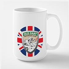 Old Fart Motoring Club Mug