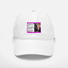"""Hillary's qualifications"" Baseball Baseball Cap"