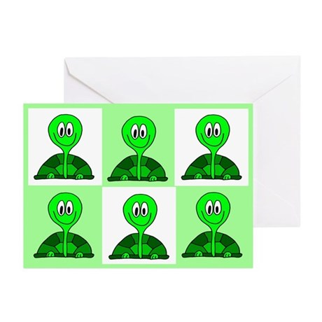 Tortoise Greeting Cards (Pk of 10)