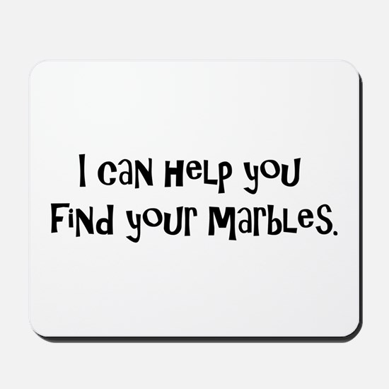 Funny Gifts for Psychiatrists Mousepad