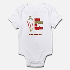 The Spice is Right Infant Bodysuit