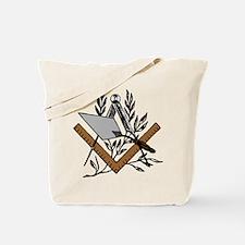 Masonic S&C with Trowel Tote Bag