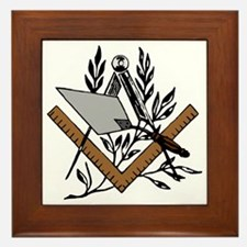 Masonic S&C with Trowel Framed Tile