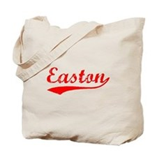 Vintage Easton (Red) Tote Bag