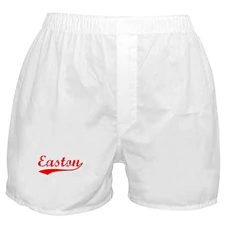 Vintage Easton (Red) Boxer Shorts