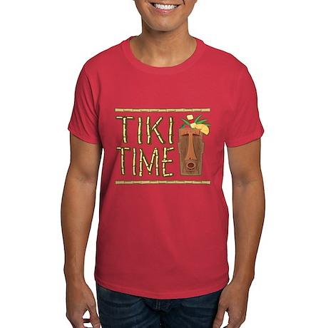 Tiki Time - Dark T-Shirt