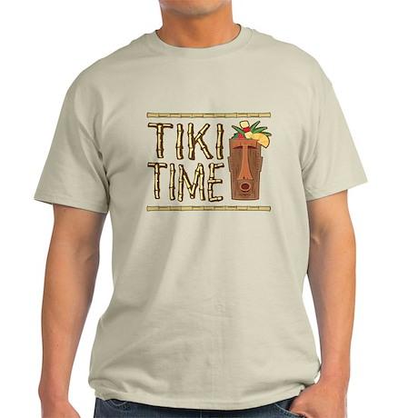 Tiki Time - Light T-Shirt