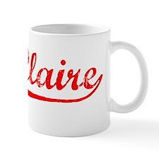 Vintage Eau Claire (Red) Mug