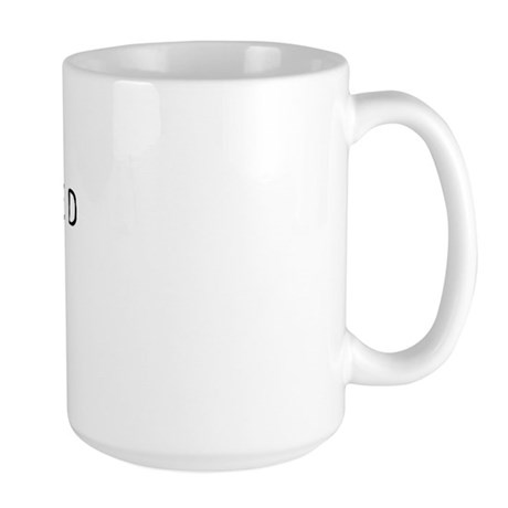 GODDAMNED SLUGS Large Mug