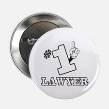 "#1 - LAWYER 2.25"" Button"