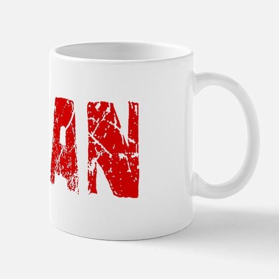 Rohan Faded (Red) Mug