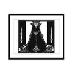 Faust 34 Framed Panel Print