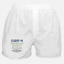 Client Number 9 Boxer Shorts