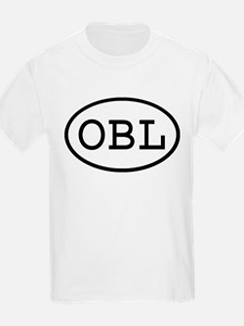 OBL Oval T-Shirt