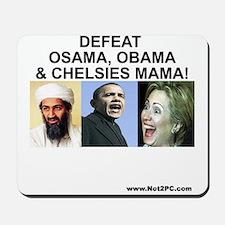 osama-obama-mama Mousepad