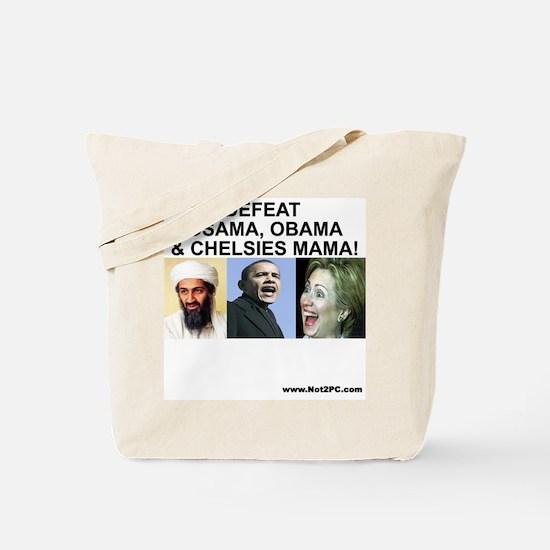 osama-obama-mama Tote Bag