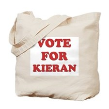 Vote for KIERAN Tote Bag