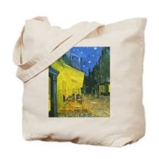Cute Paintings of paris Tote Bag