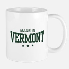 Made in Vermont Mug