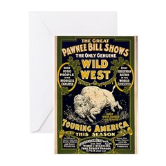 Pawnee Bill Greeting Cards (Pk of 10)
