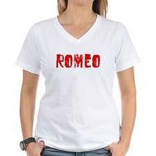 Romeo Faded (Red) Shirt
