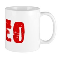 Romeo Faded (Red) Mug