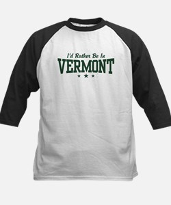 I'd Rather Be In Vermont Tee