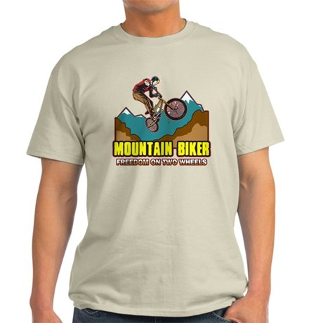 Mountain Biker Freedom Light T-Shirt