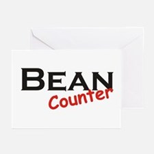 Bean Counter Greeting Cards (Pk of 20)