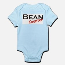 Bean Counter Infant Bodysuit