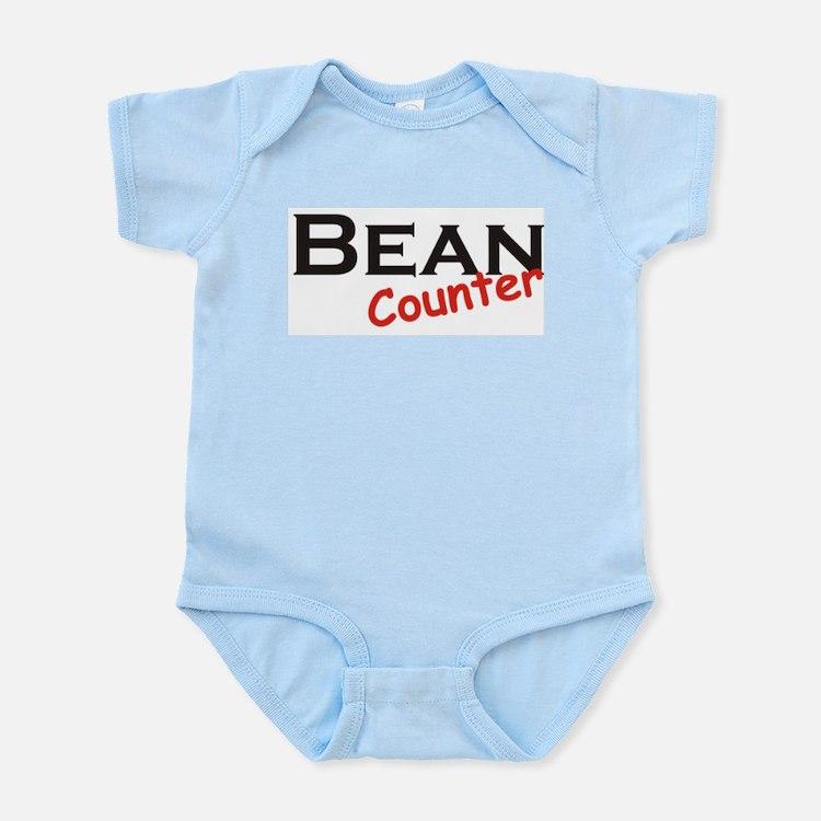 Bean Counter Infant Bodysuit