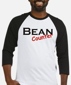 Bean Counter Baseball Jersey