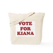 Vote for KIANA Tote Bag