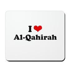 I love Al-Qahirah Mousepad