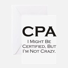 CPA #3 Greeting Card