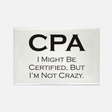 CPA #3 Rectangle Magnet