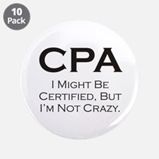 "CPA #3 3.5"" Button (10 pack)"