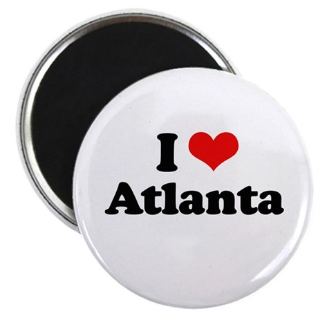 "I love Atlanta 2.25"" Magnet (10 pack)"